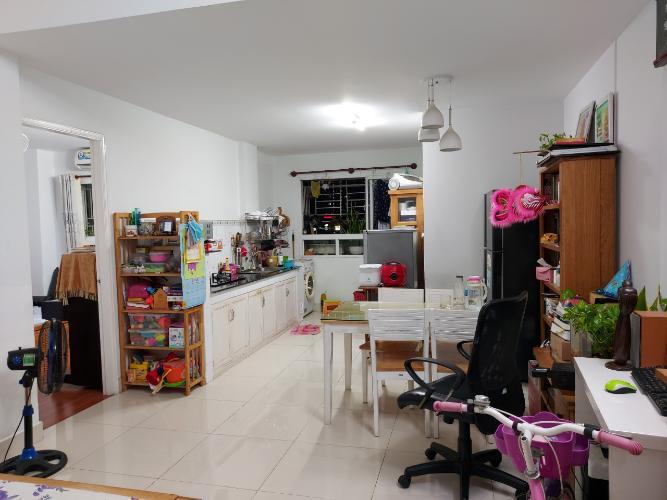 Nội thất căn hộ chung cư An Phúc Quận 2 Căn hộ 1 phòng ngủ chung cư An Phúc, 50.6m2.