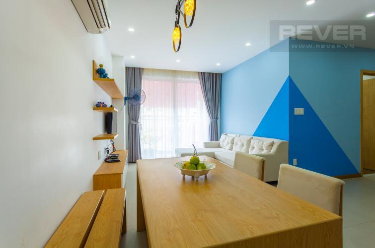 Bàn Ăn Căn hộ Tropic Garden 2 phòng ngủ tầng trung, view nội khu