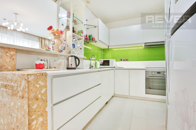 Bếp Căn hộ The Estella Residence 2 phòng ngủ tầng cao 2B hướng Đông Nam