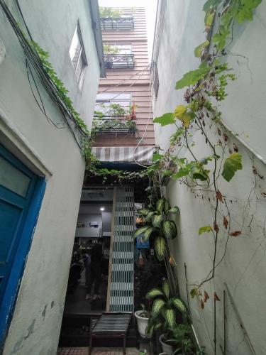 Mặt tiền nhà phố Nguyễn Thông, Quận 3 Nhà phố hẻm quận 3 đầy đủ nội thất, không gian thoáng đãng.