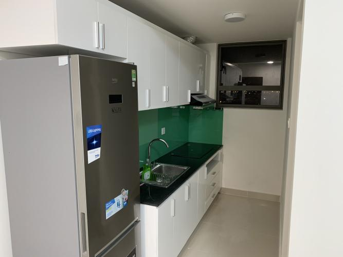 Phòng bếp căn hộ The Sun Avenue, Quận 2 Căn hộ The Sun Avenue bàn giao đầy đủ nội thất, 1 phòng ngủ.