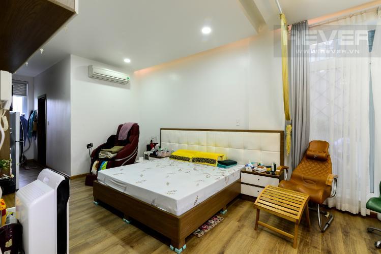 Phòng Ngủ - Tầng Trệt Bán nhà phố 3 tầng, đường Cao Đức Lân, An Phú, Quận 2, đầy đủ nội thất, sổ hồng chính chủ