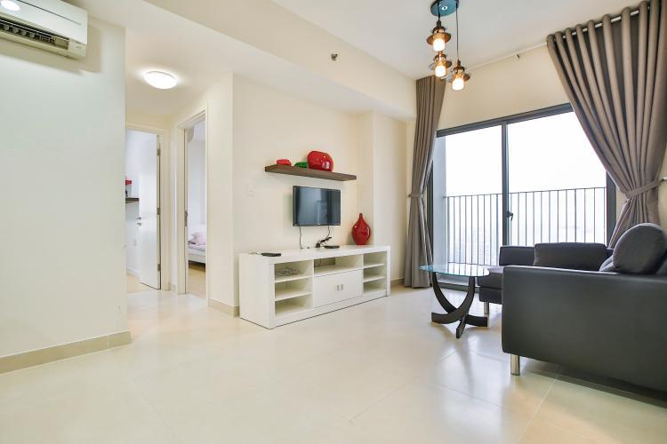 Căn hộ Masteri Thảo Điền tầng cao tháp T1 đầy đủ nội thất, tiện nghi