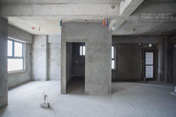 Bán căn hộ Saigon South Residence 2PN, diện tích 59m2, bàn giao thô, view thoáng