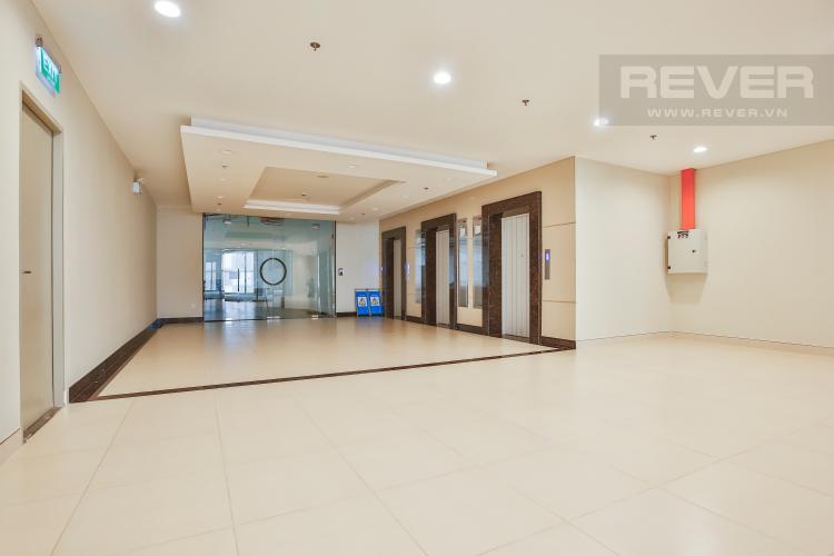 Thang Máy Shophouse Masteri Thảo Điền tòa T5 diện tích 635m2, giao thô