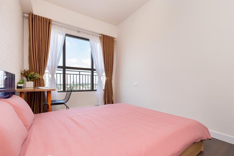 Phòng ngủ căn hộ The Sun Avenue Căn hộ The Sun Avenue thiết kế hiện đại, view thành phố sầm uất.