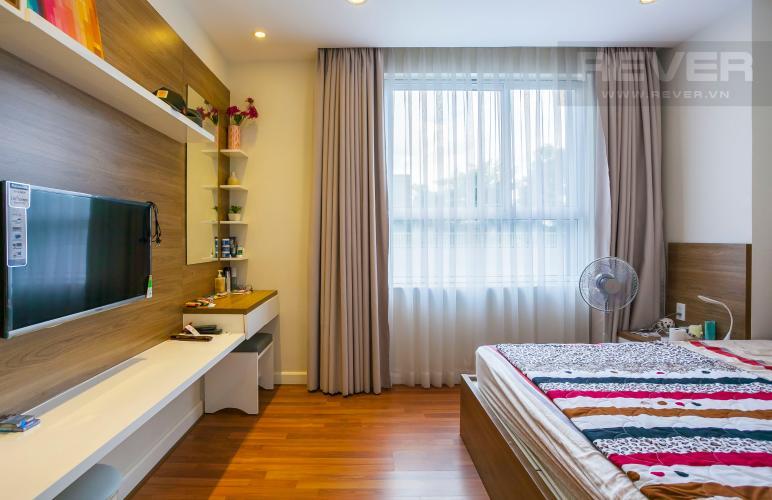Phòng Ngủ 1 Căn hộ Lexington Residence 2 phòng ngủ, tầng thấp LC, nội thất đầy đủ