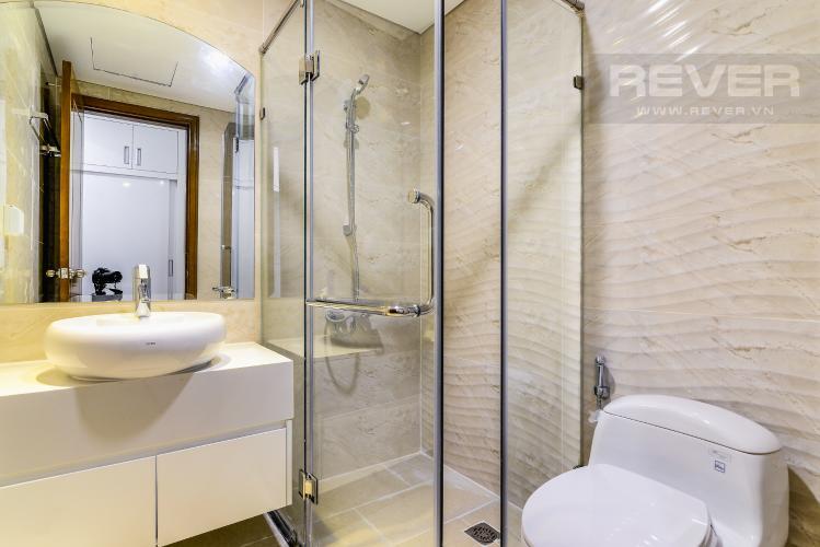 Phòng Tắm 2 Căn hộ Vinhomes Central Park 3 phòng ngủ tầng cao L5 nội thất cơ bản