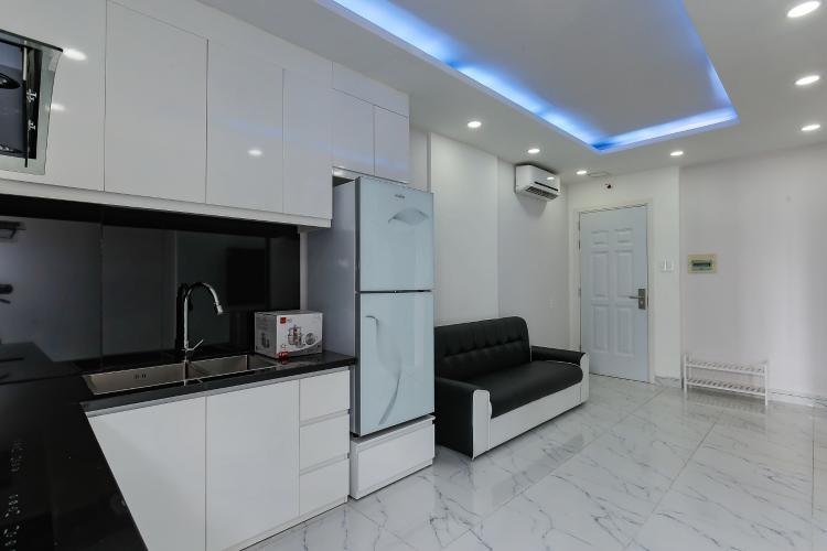 Căn hộ dịch vụ đường Trần Quang Diệu diện tích 90m2 đầy đủ nội thất