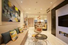 Tham quan nhà mẫu thực tế dự án căn hộ Q2 THAO DIEN