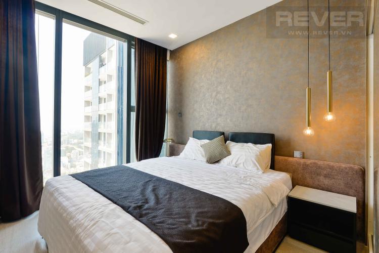 Phòng Ngủ 2 Bán căn hộ Vinhomes Golden River tầng cao, diện tích 150m2, 3PN 3WC, nội thất cao cấp