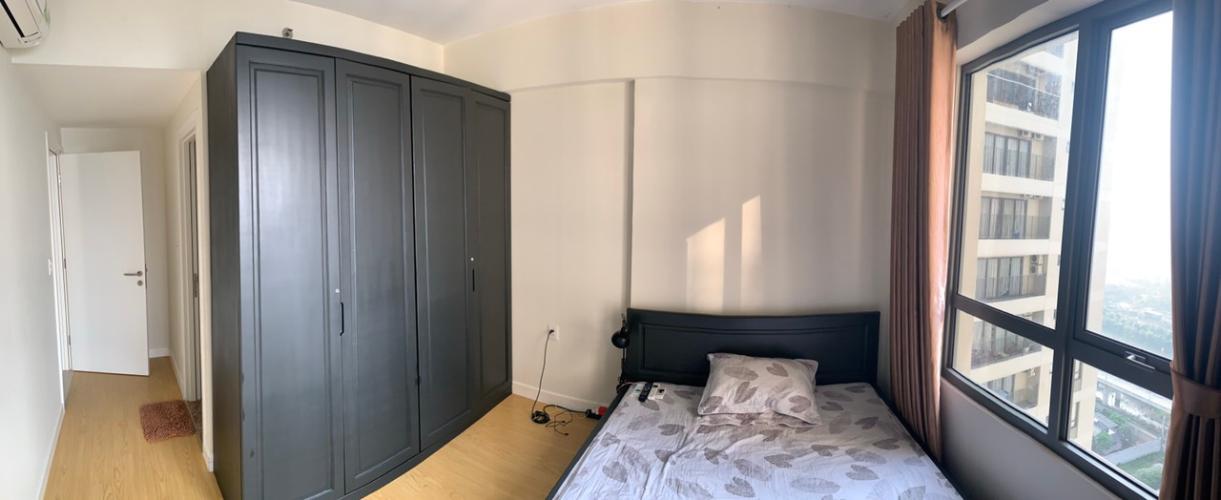 Phòng ngủ căn hộ Masteri Thảo Điền quận 2 Căn hộ Masteri Thảo Điền thiết kế hiện đại view sông thoáng mát.