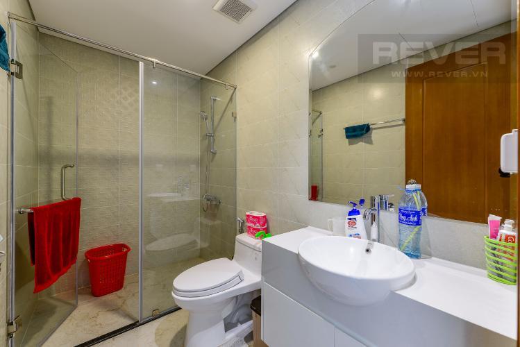 Phòng tắm 2 Bán căn hộ Vinhomes Central Park tầng cao, 4PN, đầy đủ nội thất, view đẹp
