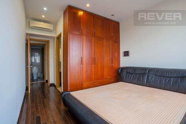 Phòng Ngủ 1 Căn hộ Saigon Pearl 2 phòng ngủ tầng cao Ruby 1 view sông