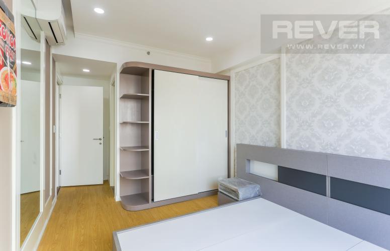 Phòng Ngủ 2 Cho thuê căn hộ Masteri Thảo Điền tầng cao, 3PN, view sông