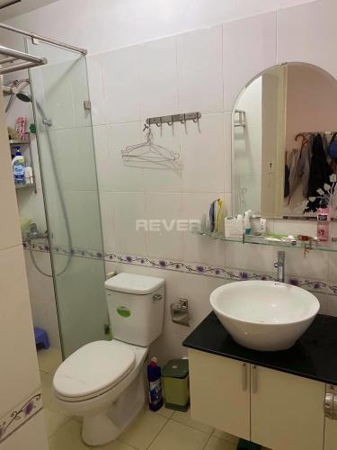 Phòng tắm chung cư Man Thiện, Quận 9 Căn hộ chung cư Man Thiện view nội khu, nội thất cơ bản.