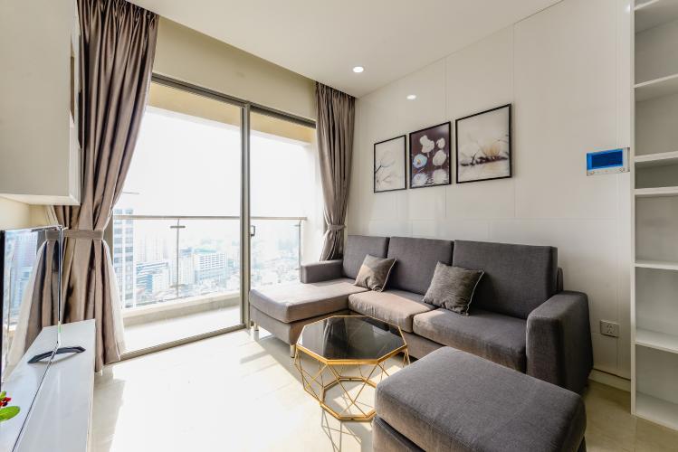 Cho thuê căn hộ Masteri Millennium 2PN nội thất đầy đủ, tiện ích đa dạng