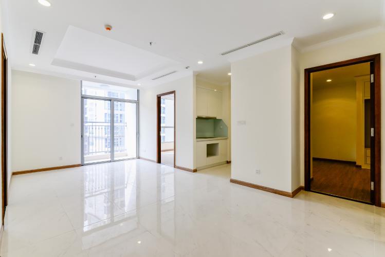 Căn hộ Vinhomes Central Park 3 phòng ngủ tầng cao L1 view sông