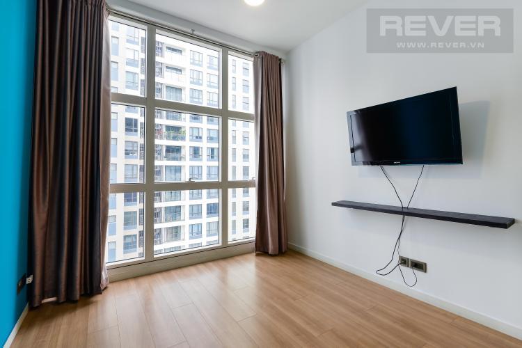 Phòng Ngủ 2 Căn hộ The Estella Residence tầng cao, 3PN, nội thất đầy đủ, view hồ bơi