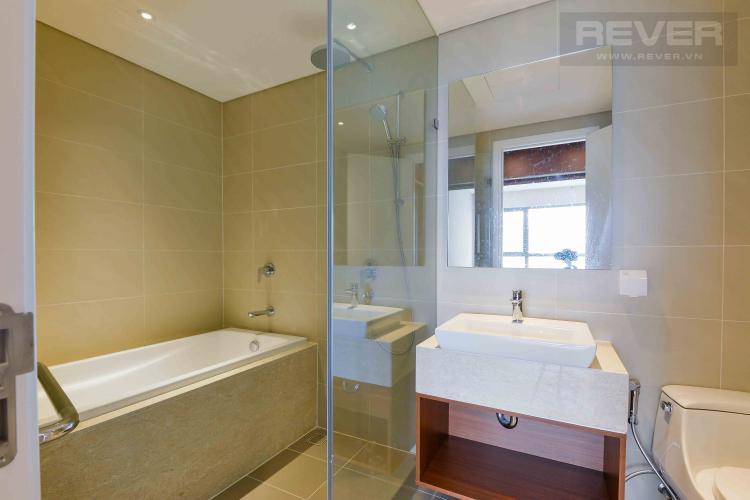 Toilet 1 Bán căn hộ Diamond Island - Đảo Kim Cương 3PN, tháp Bahamas, căn góc view sông