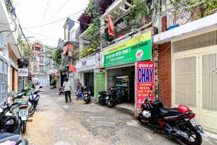 Nhà phố 4 phòng ngủ đường Nguyễn Trọng Tuyển diện tích đất 60.3m2