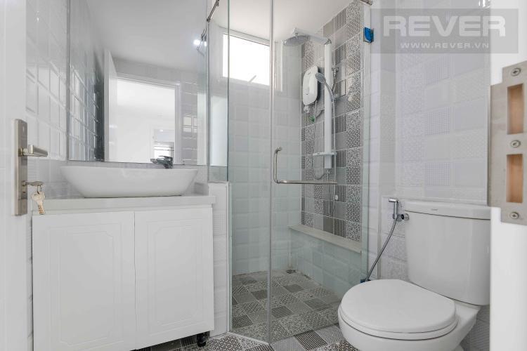Toilet 2 Căn hộ Vista Verde tầng cao 3 phòng ngủ, nội thất đầy đủ