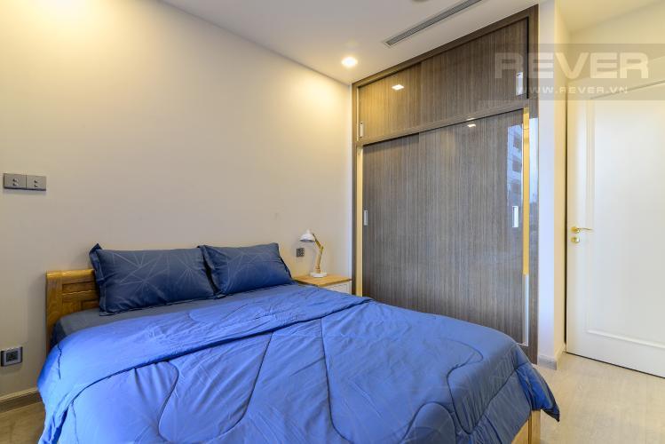 Phòng Ngủ căn hộ Vinhomes Golden River Căn hộ Vinhomes Golden River view nội khu yên tĩnh, tầng thấp.