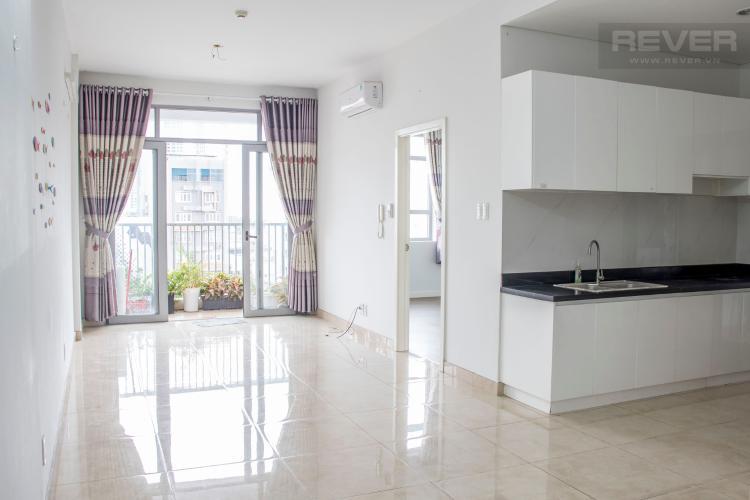 Phòng Khách Bán căn hộ Luxcity 2PN, tầng thấp, block A, diện tích 73m2, nội thất cơ bản