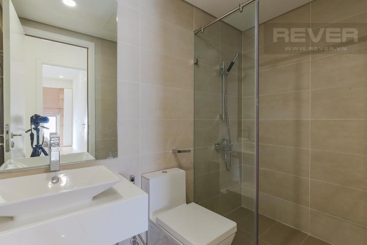 Phòng Tắm 2 Căn hộ Masteri Millennium tầng cao, view sông, 2PN