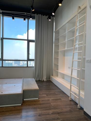 phòng ngủ penthouse riviera point Căn hộ Penthouse Riviera Point tầng cao lộng gió, đón view thành phố.