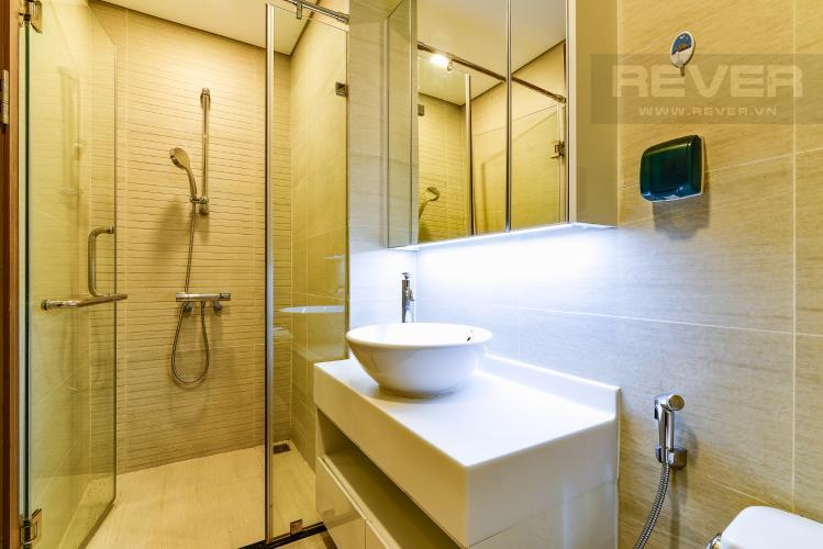 Phòng Tắm 1 Cho thuê căn hộ Vinhomes Central Park tháp Park 6, tầng cao, tiện ích đa dạng