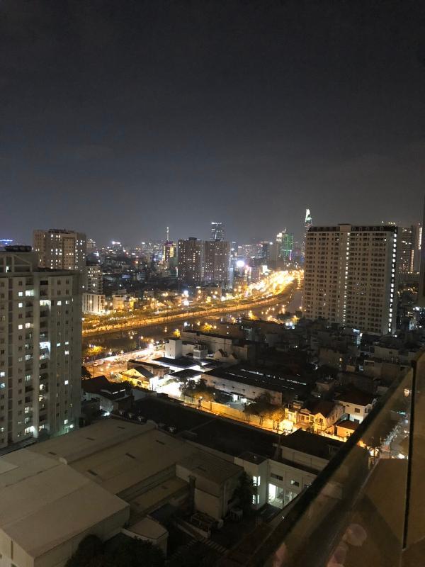 fca0b93405a4e3fabab5 Bán căn hộ The Gold View tầng cao, 2PN 2WC, đầy đủ nội thất cao cấp