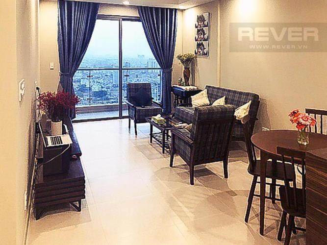 Bán hoặc cho thuê căn hộ The Gold View 2PN, tháp A, diện tích 73m2, đầy đủ nội thất, view thành phố