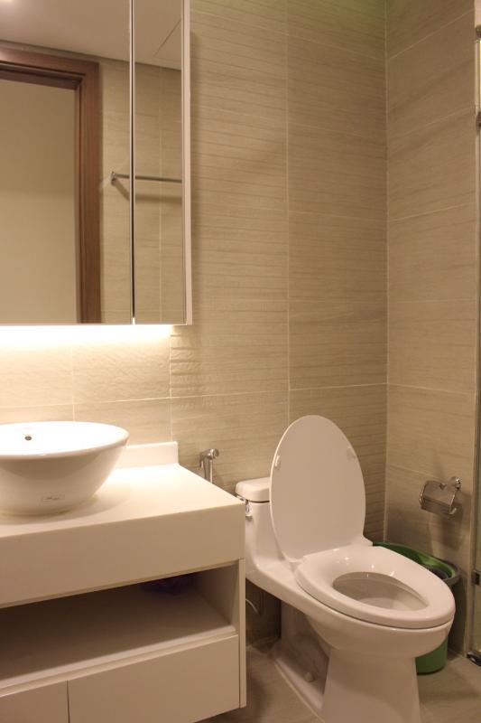 6565 Cho thuê căn hộ Vinhomes Central Park 2PN, tháp Park 1, đầy đủ nội thất, view nội khu