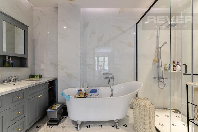 Phòng Tắm 2 Căn hộ chung cư 2 phòng ngủ số 87 Bà Huyện Thanh Quan Quận 3
