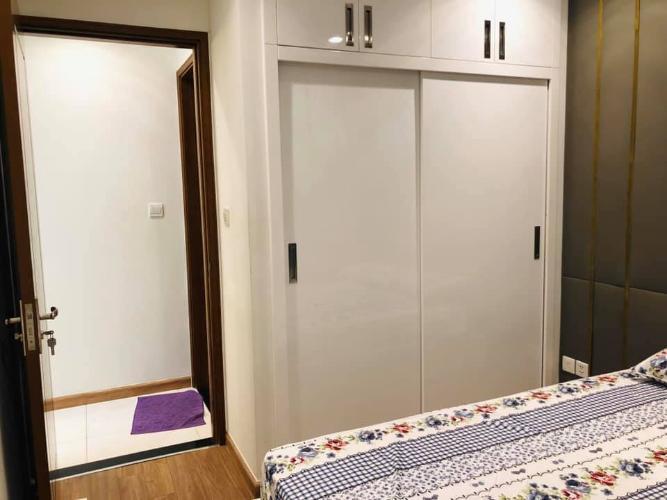 Phòng ngủ căn hộ Vinhomes Central Park Cho thuê căn hộ Vinhomes Central Park 2PN, tháp The Central 2, đầy đủ nội thất, view nội khu