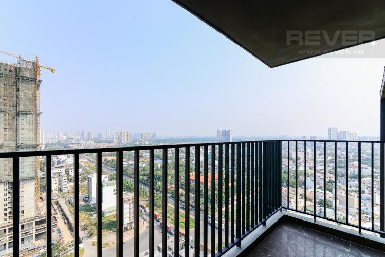 View Balcony Bán hoặc cho thuê căn hộ Vista Verde view thành phố, 89.1m2, nội thất cao cấp