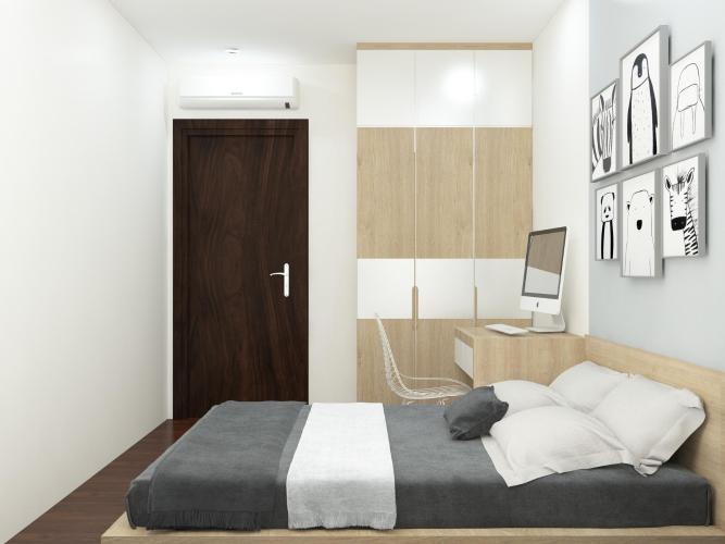 Phối cảnh căn hộ SUNRISE RIVERSIDE Bán căn hộ Sunrise Riverside 2PN, tầng 6, đầy đủ nội thất