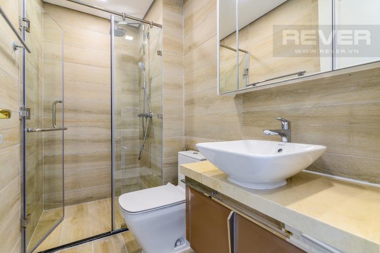Phòng Tắm 1 Căn hộ Vinhomes Golden River 2 phòng ngủ tầng cao A1 nhà trống