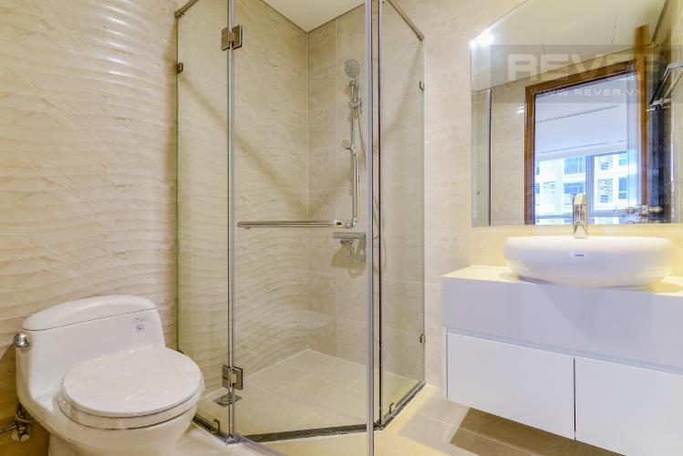 Phòng Tắm 2 Officetel Vinhomes Central Park 2 phòng ngủ tầng cao L5 hướng Tây Nam