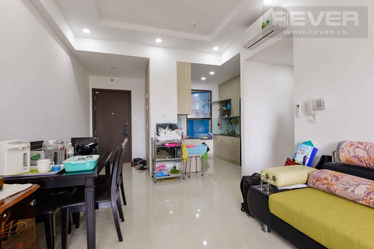 Phòng Khách Bán hoặc cho thuê căn hộ The Sun Avenue 3PN, đầy đủ nội thất, hướng Tây Nam thịnh vượng