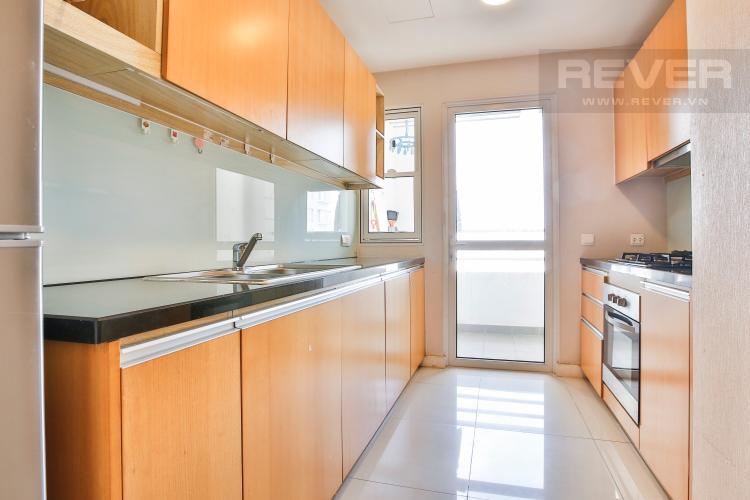 Bếp Căn hộ Sunrise City 2 phòng ngủ tầng cao V2 hướng Đông