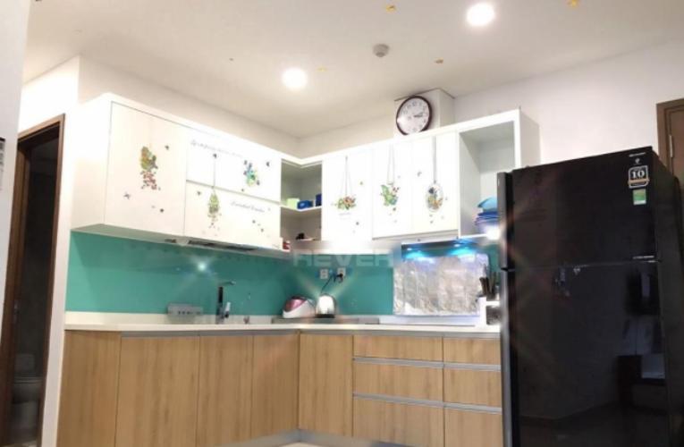 Phòng bếp The Golden Star, Quận 7 Căn hộ The Golden Star ban công hướng Bắc, view trường học.