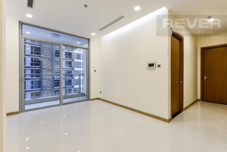 Phòng Khách Căn hộ Vinhomes Central Park Vinhomes Central Park tầng cao, 2PN
