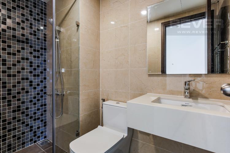 Phòng Tắm Căn hộ The Tresor 1 phòng ngủ tầng thấp TS1 nhà trống