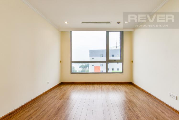 Phòng ngủ 1 Căn hộ Vinhomes Central Park 3 phòng ngủ tầng thấp Central 1