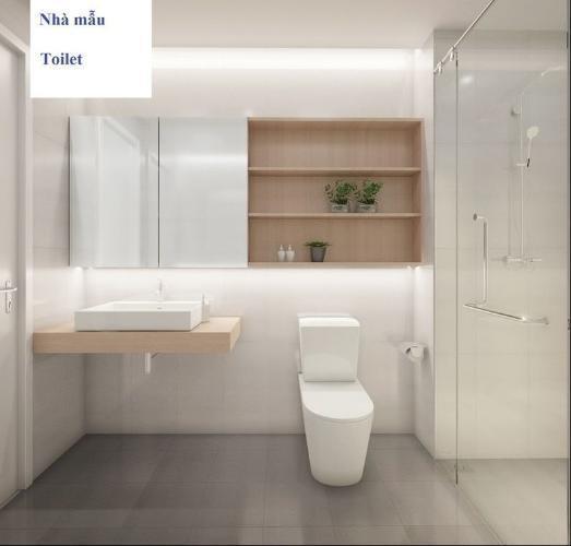 Phòng tắm Citi Esto Quận 2 Căn hô Citi Esto tầng 12, nội thất cơ bản.