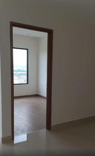 Phòng ngủ căn hộ Vinhomes Grand Park Căn hộ Vinhomes Grand Park tầng cao đón view nội khu mát mẻ.