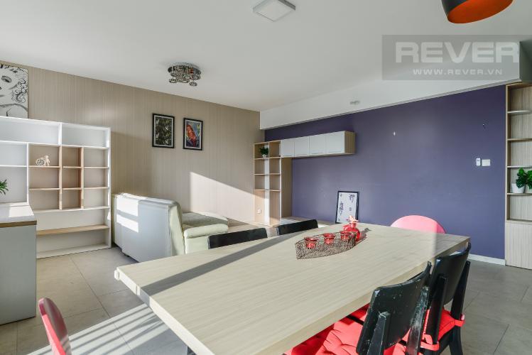 Tổng Quan Căn hộ Riviera Point 2 phòng ngủ tầng cao T4 đầy đủ nội thất