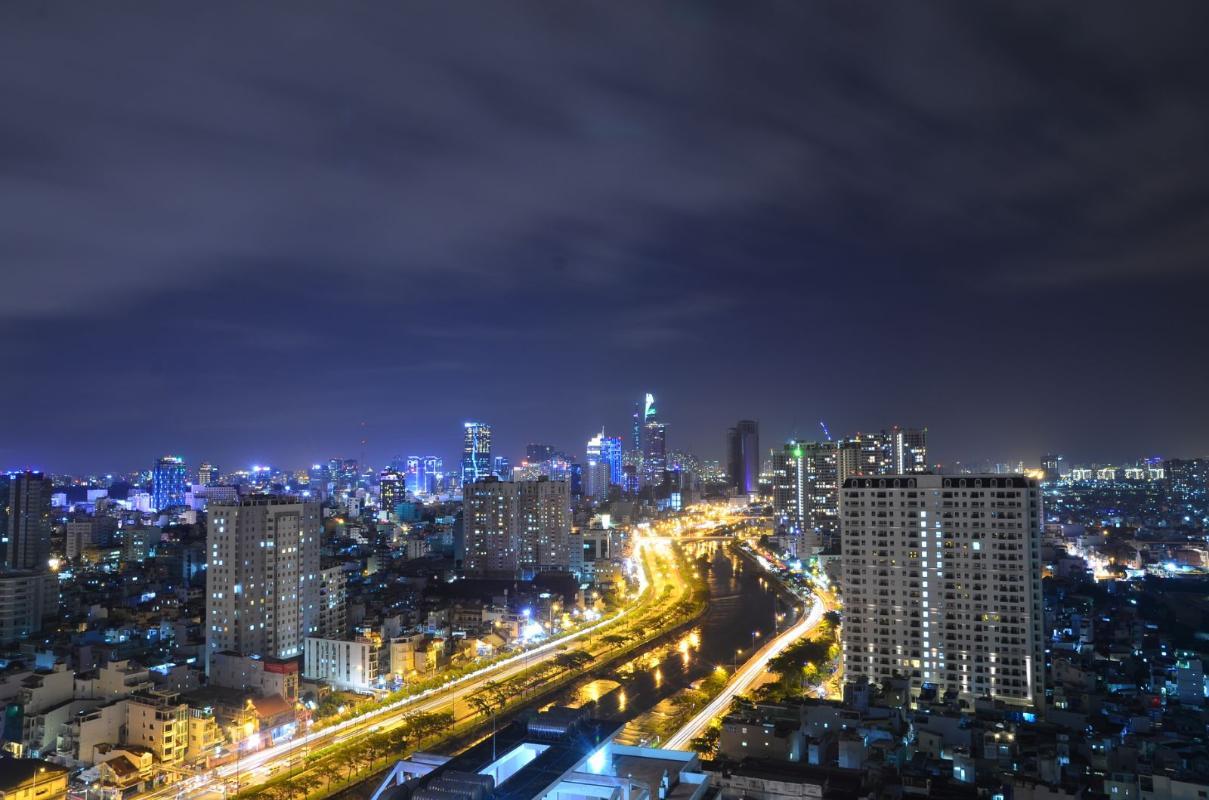 viber_image_2019-10-01_09-59-3112 Cho thuê căn hộ The Gold View 2PN, tháp A, diện tích 81m2, đầy đủ nội thất, hướng Đông Bắc, view thành phố